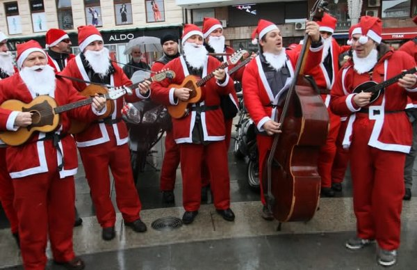 chorvatské vánoce
