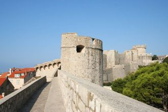 hradby Dubrovník