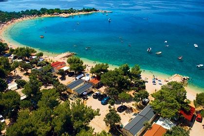 Kempy Chorvatsko