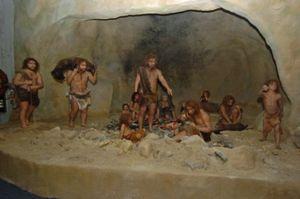 Muzem neandertálců Krapina