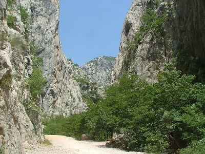 Starigrad Paklenica Chorvatsko