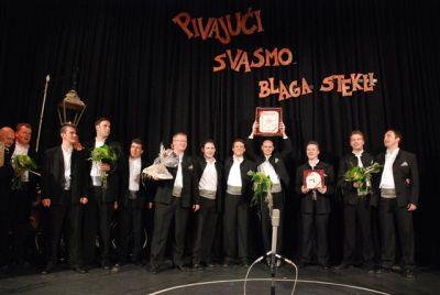 Omišský festival mužského zpěvu