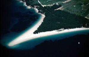 Zlatni rat na ostrově Brač mezi nejlepšími místy na světě