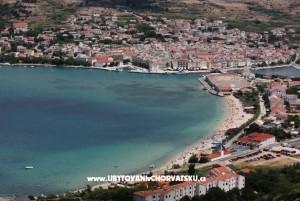 Nejlepší pláže v Chorvatsku - Kvarner