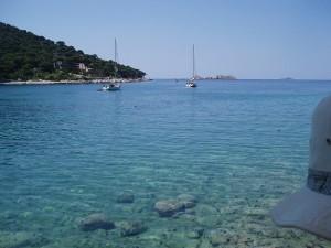 Nejkrásnější místa Chorvatska - pláže Dubrovníku