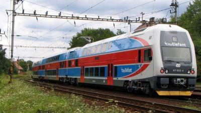 Vlak do Chorvatska