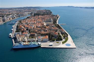 Zadar - Severní Dalmácie