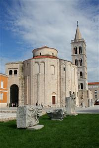 Kostel Sveti Donat Zadar