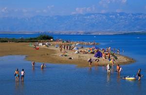 TOP 5 písečných pláží Chorvatska