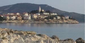 Pakoštane - severní Dalmácie