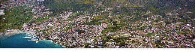 Podstrana - jižní Dalmácie