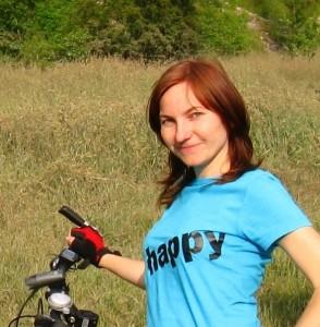 S. Mašková, výherkyně soutěže