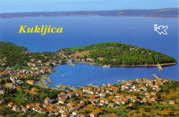 Kukljica na ostrově Ugljan