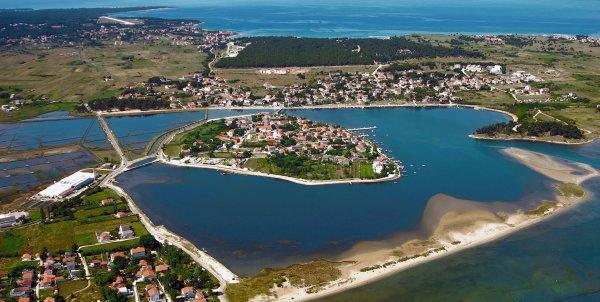 Nin u Zadaru - severní Dalmácie