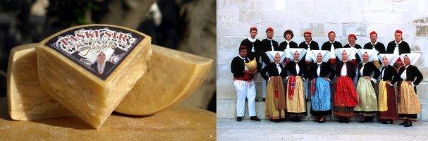 Pašský sýr a tradice