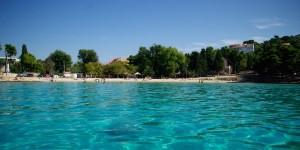 Murter pláž Slanica
