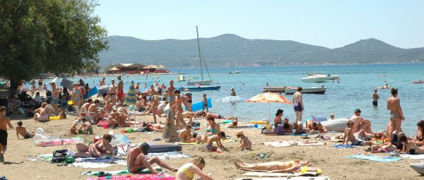 pláž Dětský ráj