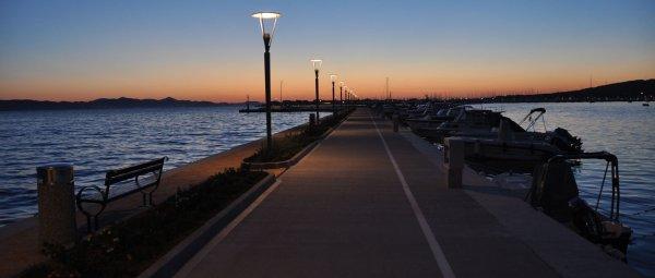 Sukošan přístav