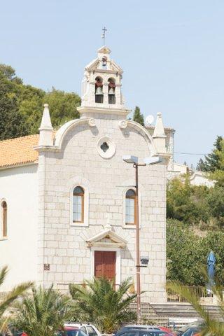 tribunj-kostel