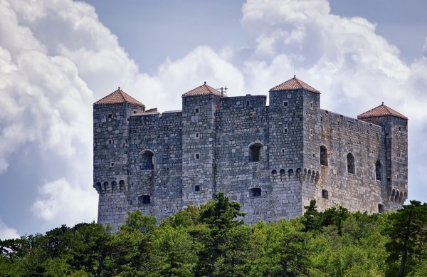 hrad Senj