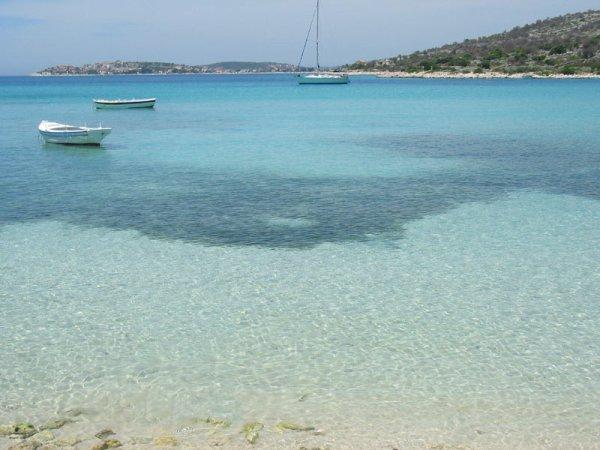 pláž Stari Trogir