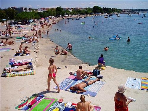 pláž Turanj