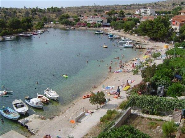 Grebaštica pláž