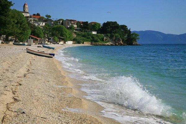 Gradac a Podaca - jižní Dalmácie