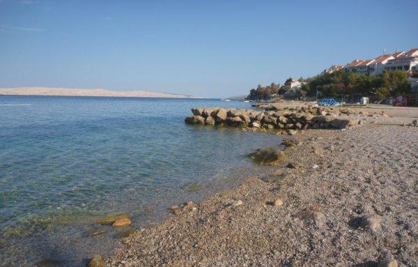 karlobag pláž