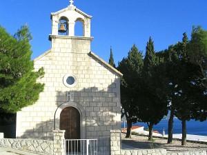 Marušiči kostel