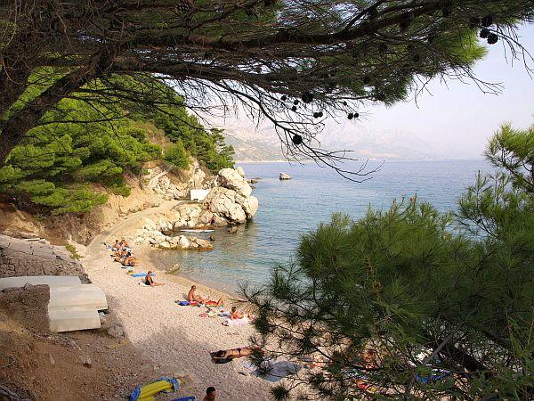 Marušiči pláž