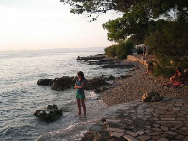 Milna na ostrově Brač