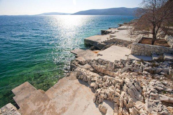 pláž Seget Vranjica