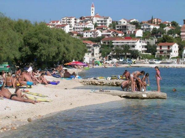 Seget Vranjica u Trogiru