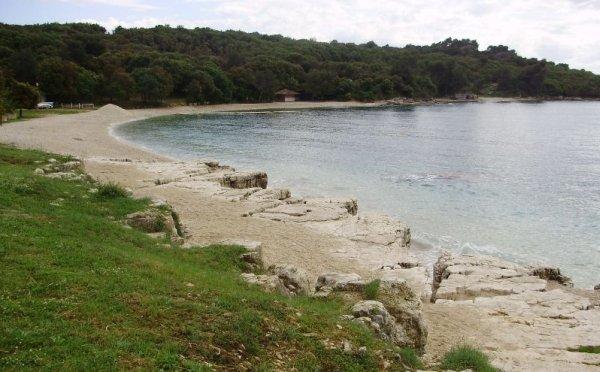 Štinjan  pláže