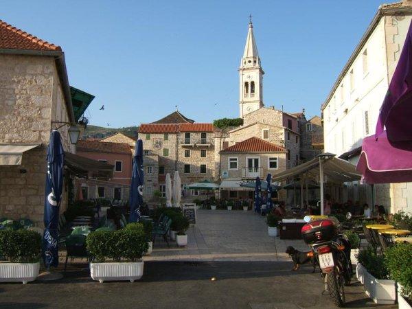Jelsa náměstí