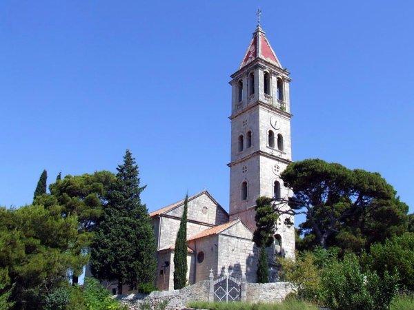Murter kostel