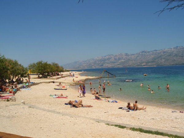 Ražanac plážz