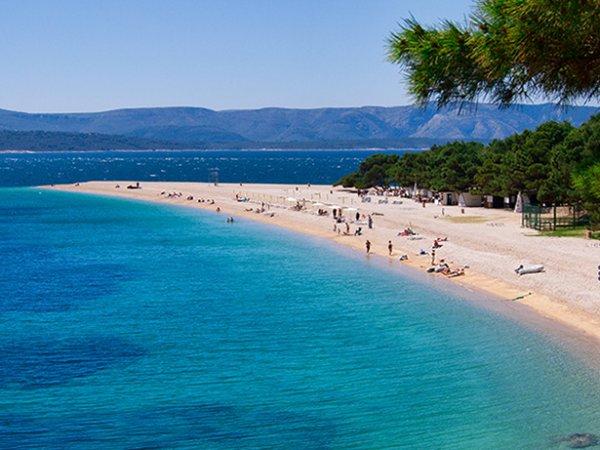 Nejlepší malá destinace v Chorvatsku - Bol
