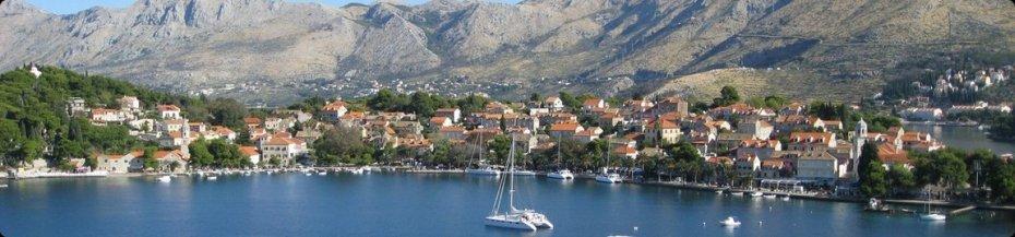 Cavtat riviera Dubrovnik
