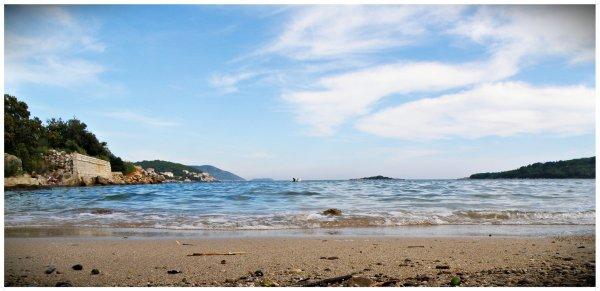 Molunat pláž