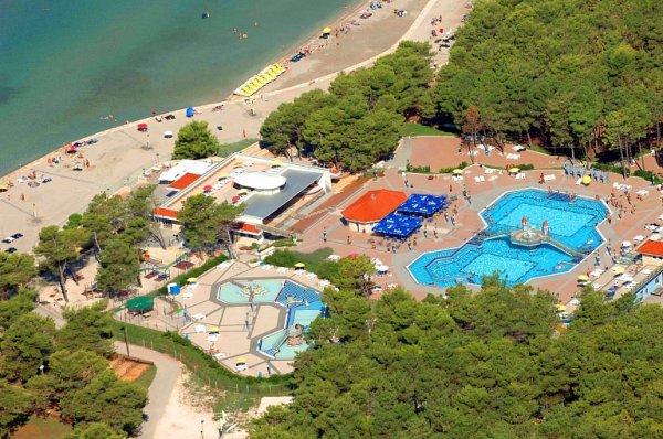 Nejlepší pláž v Chorvatsku - Holiday resort Zaton