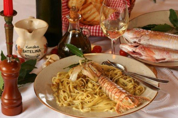 Nejlepší restaurace v Chorvatsku Batelina Banjole