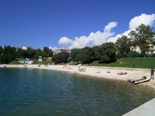 Pješčana Uvala pláž