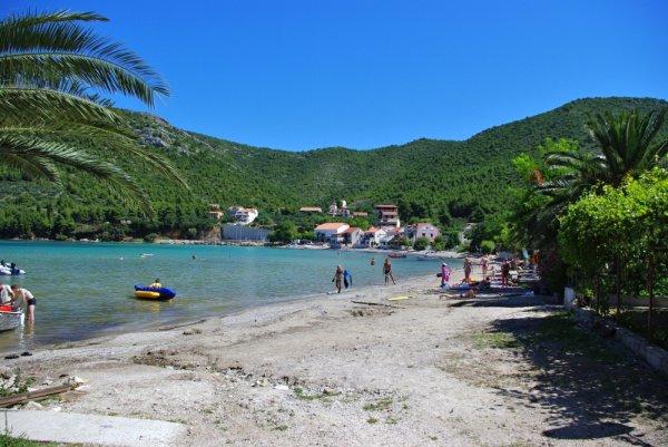 Žuljana pláže