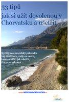 E-book zdarma - 33 tipů jak si užít dovolenou v Chorvatsku a ušetřit
