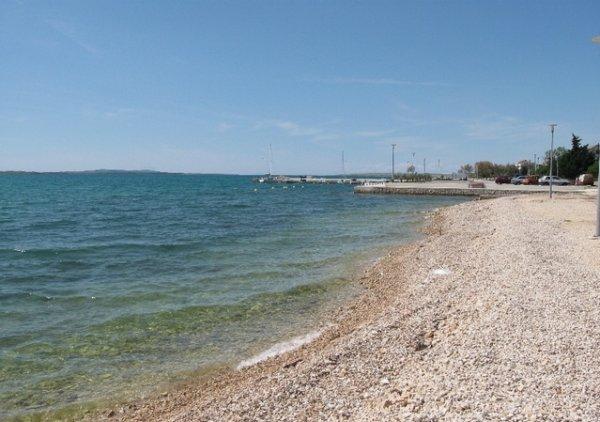 pláž vrsi-mulo