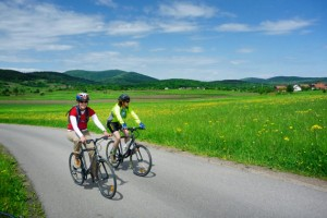 Chorvatsko na kole