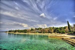 Malinska na ostrově Krk