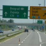 poplatky za dálnice v Chorvatsku